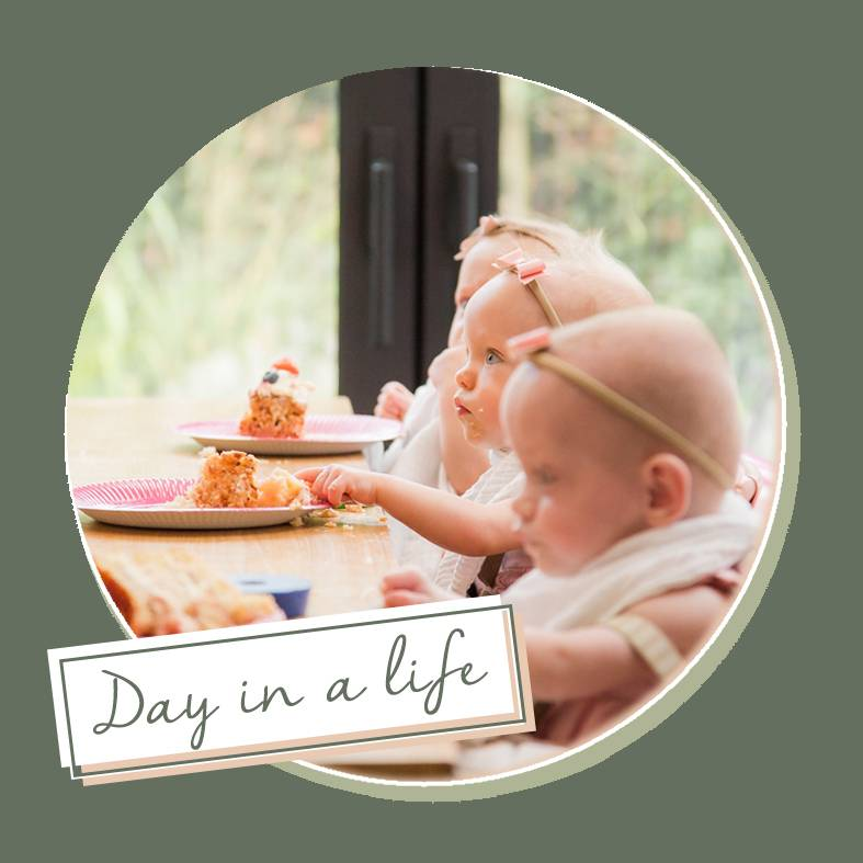 Day in a life reportage